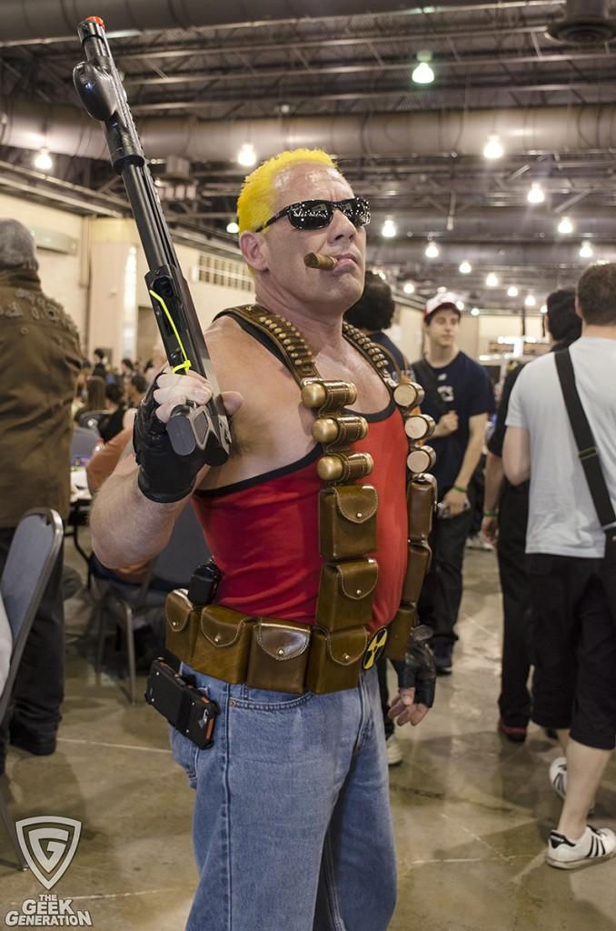 WWP 2015 - Duke Nukem
