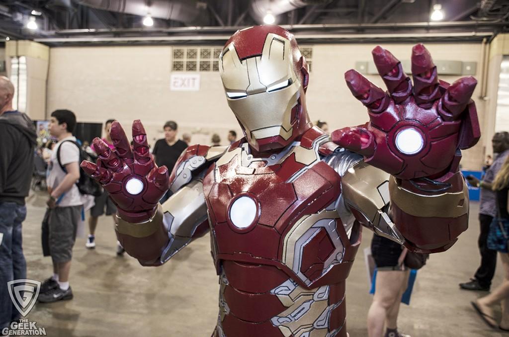 WWP 2015 - Iron Man