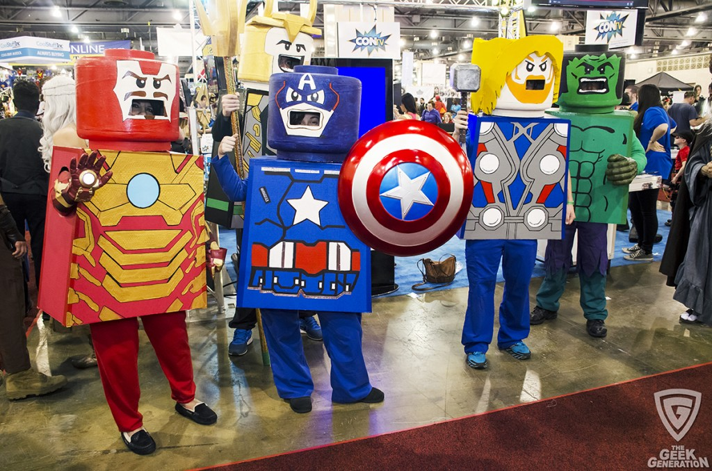 WWP 2015 - Lego Avengers