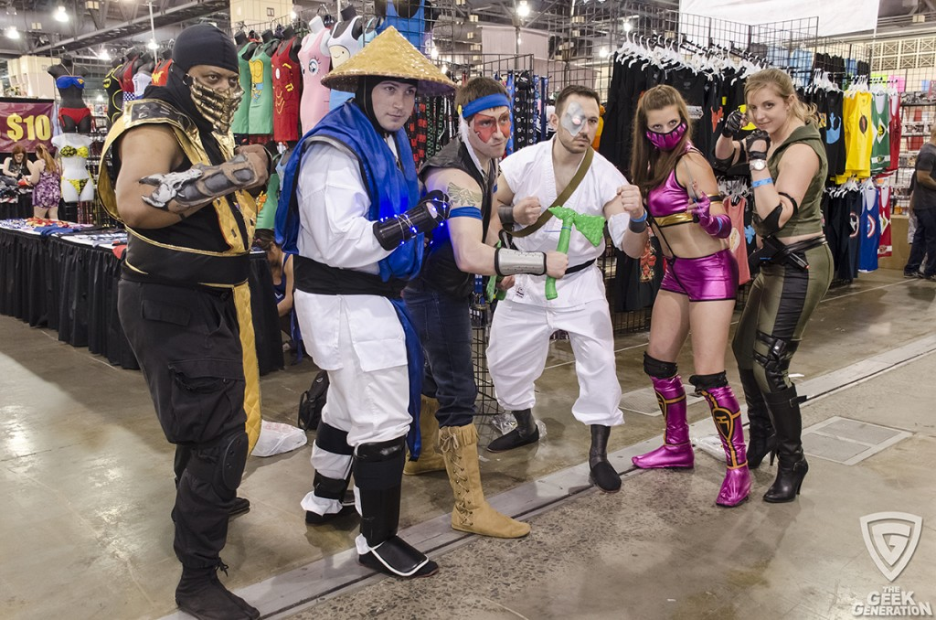 WWP 2015 - Mortal Kombat