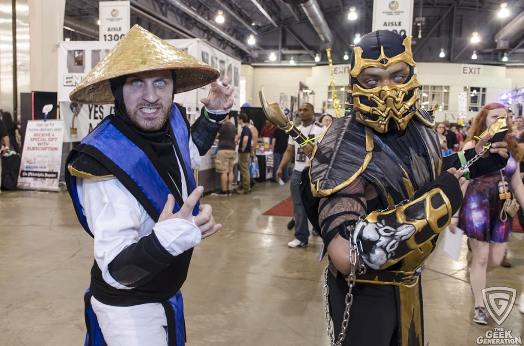 WWP 2015 - Raiden and Scorpion