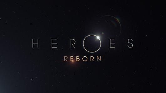 Heroes Reborn - promo