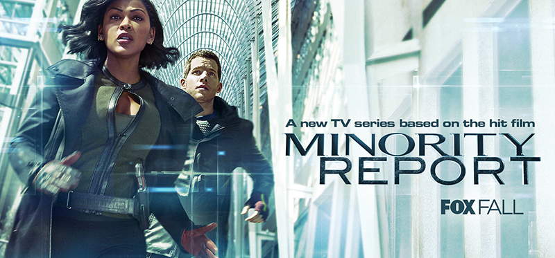 Minorty Report - promo