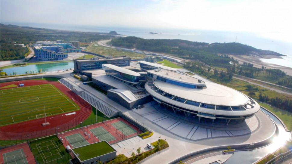 Star Trek office building