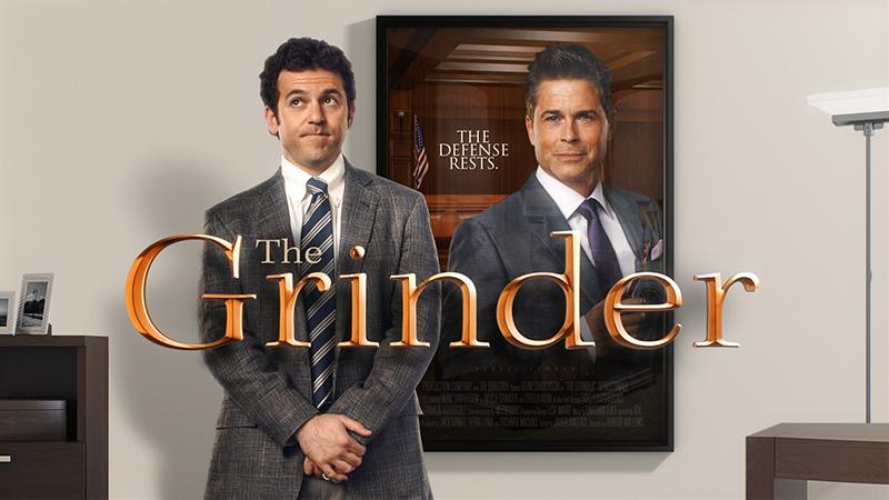 The Grinder - promo
