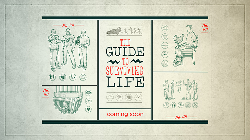 The Guide to Surviving Life - promo