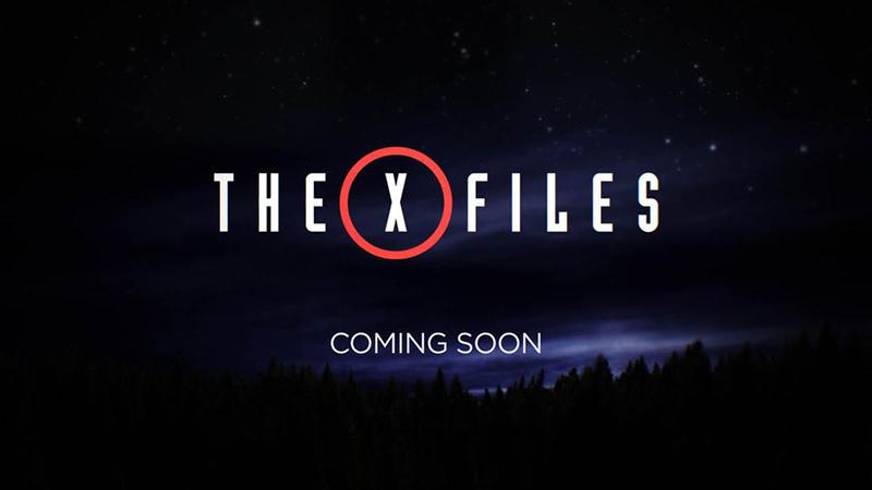 The X-Files - promo