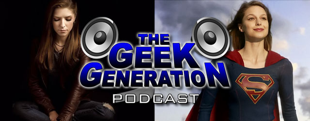 Rob and Volpe cover recent news, review Pitch Perfect 2 and the Supergirl pilot, and play a Marvel Trivia game.