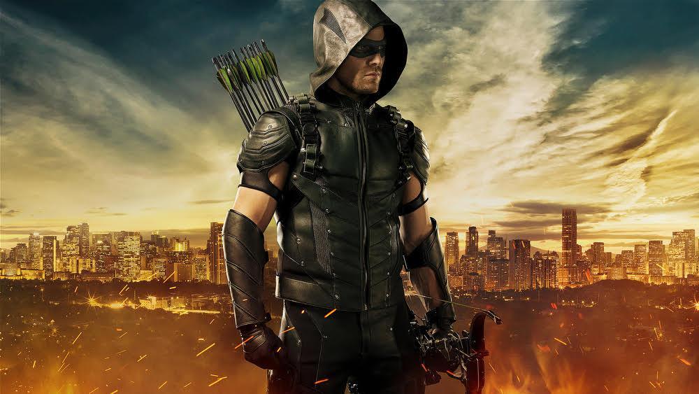 Arrow - new costume