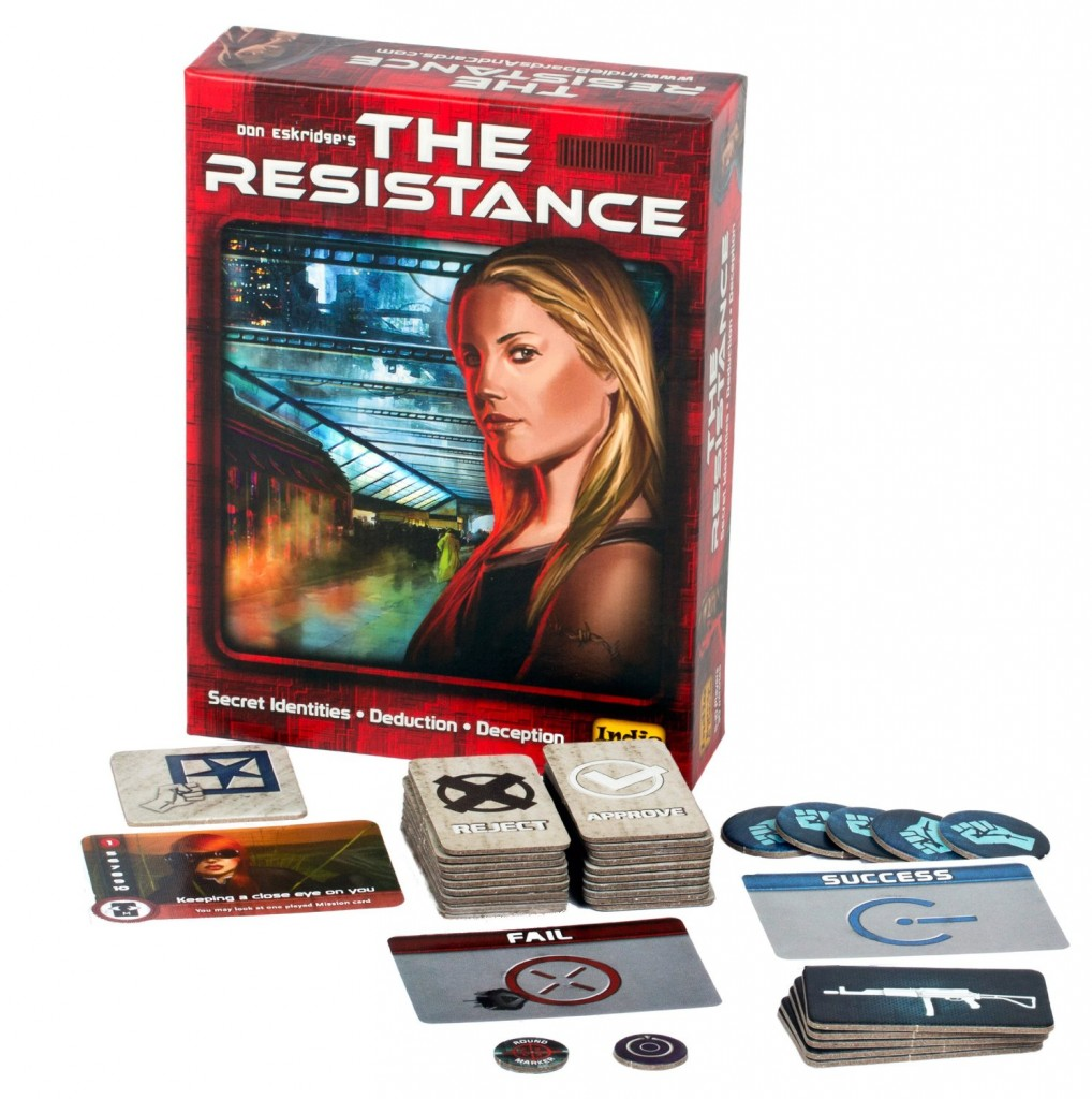The Resistance - game