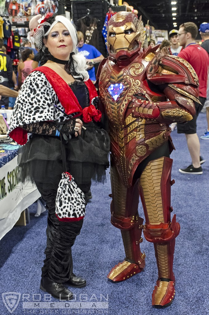 BCC 2015 - Asgardian Iron Man