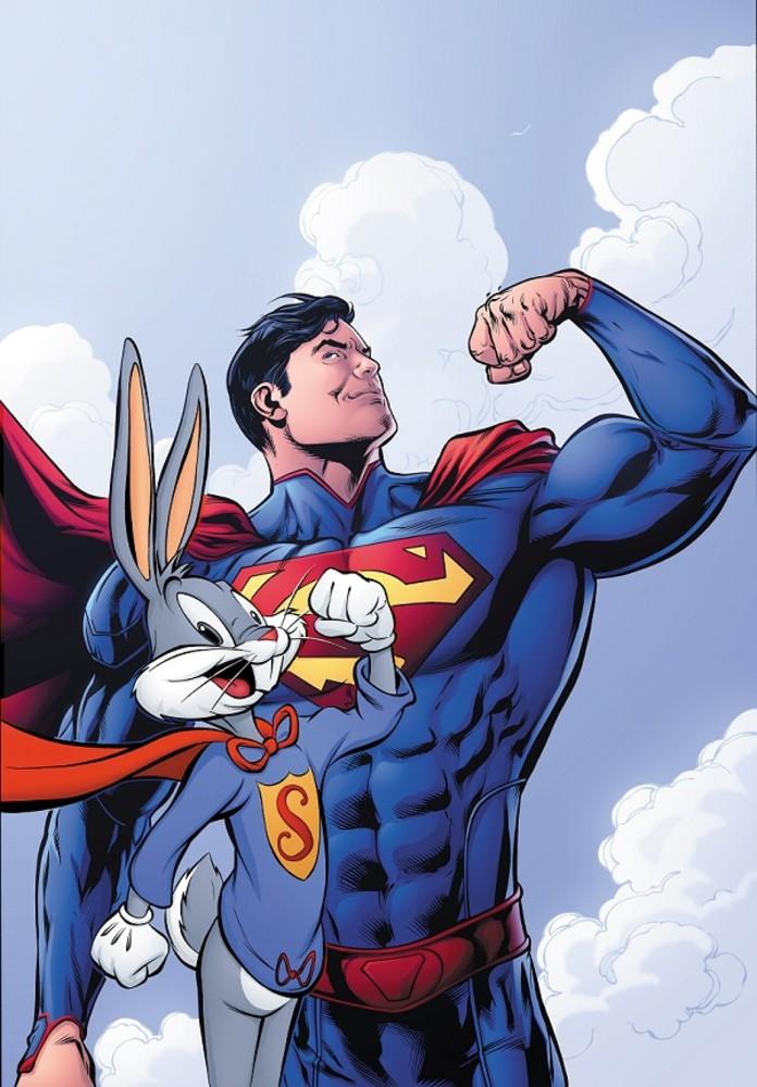 DC Looney Tunes variant - Action Comics