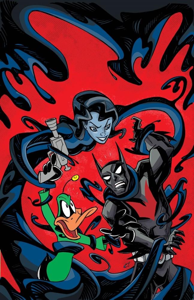 DC Looney Tunes variant - Batman Beyond