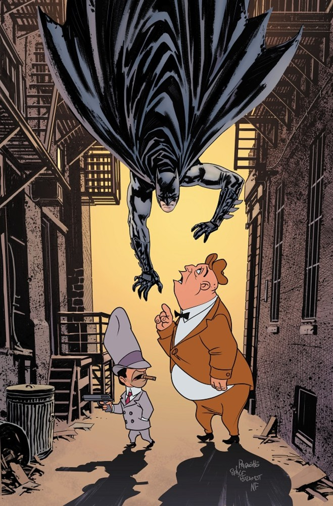 DC Looney Tunes variant - Batman