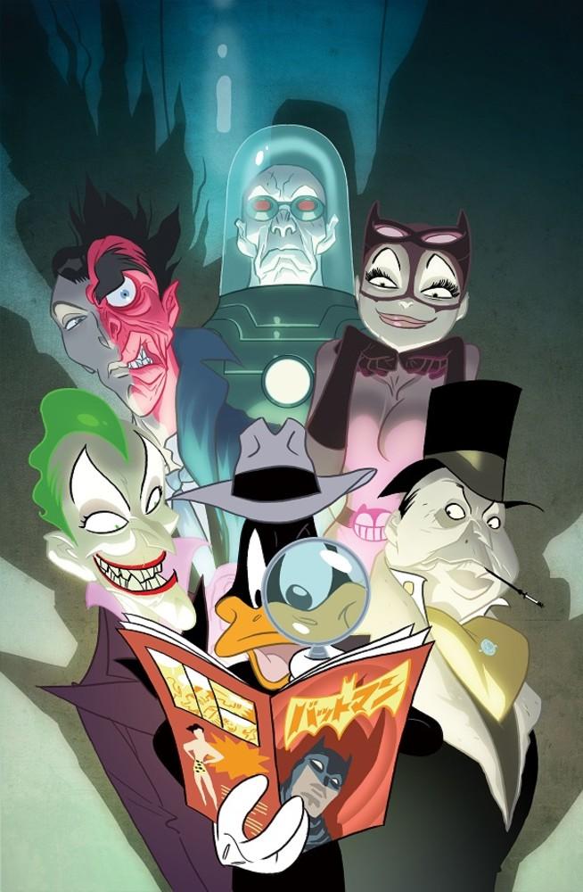 DC Looney Tunes variant - Detective Comics
