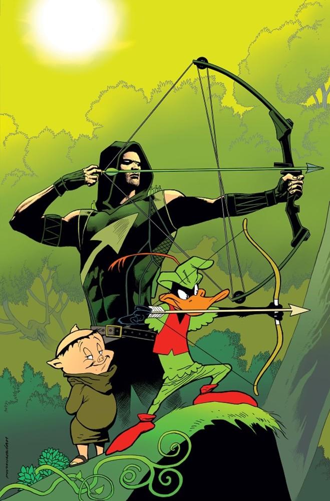 DC Looney Tunes variant - Green Arrow