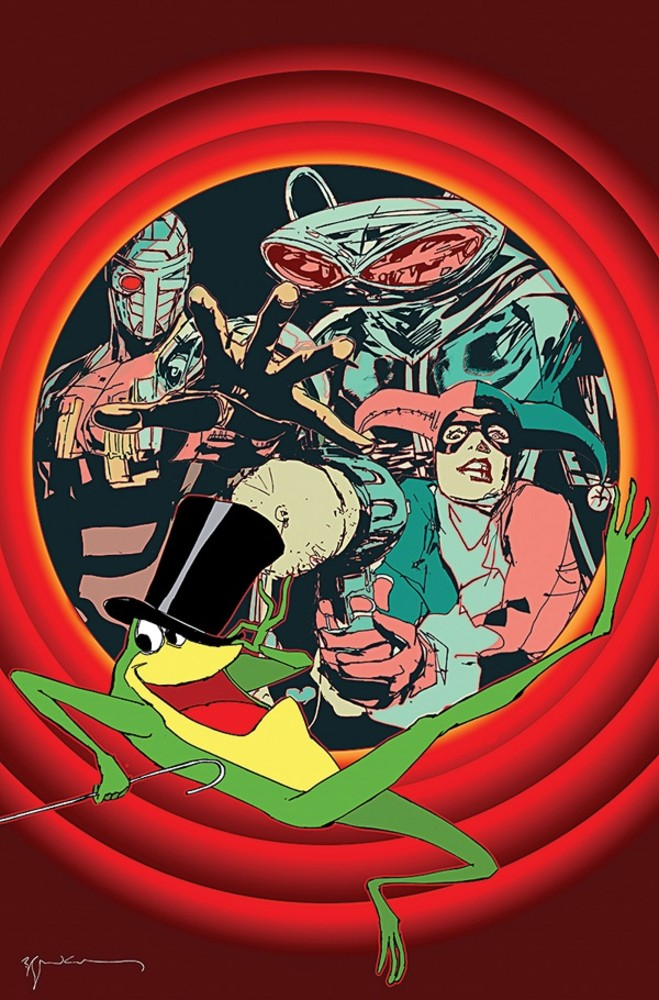 DC Looney Tunes variant - New Suicide Squad