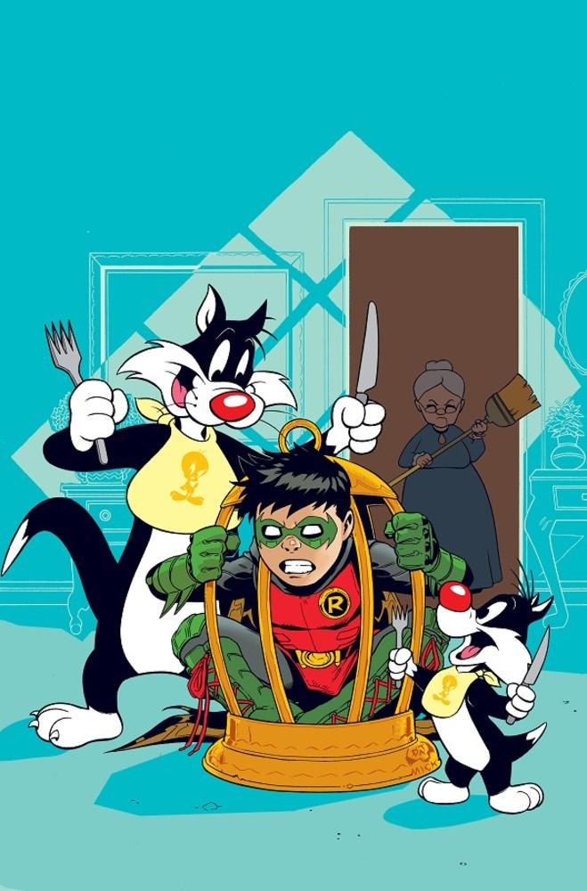 DC Looney Tunes variant - Robin