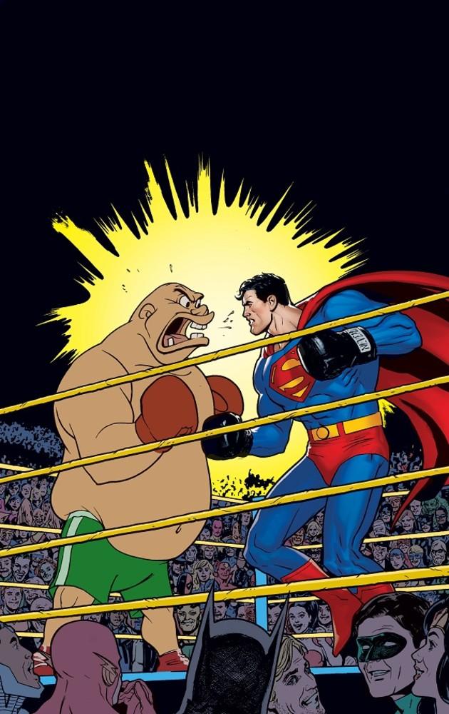 DC Looney Tunes variant - Superman