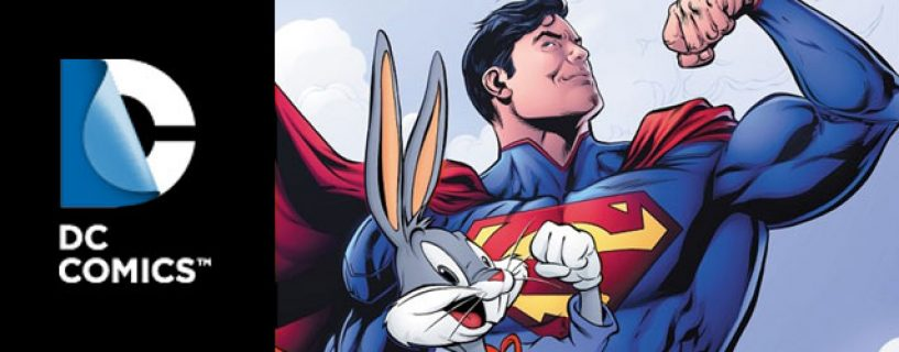 DC Comics Looney Tunes variant covers are as amazing as you might imagine