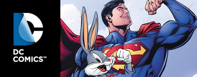 This November, DC Comics will release variant covers featuring your favorite heroes and villains teamed up with the Looney Tunes.
