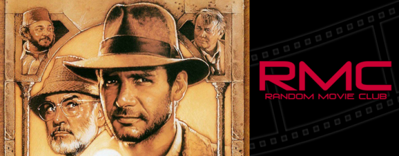 RMC #001 – Indiana Jones and the Last Crusade w/ DJ Moore