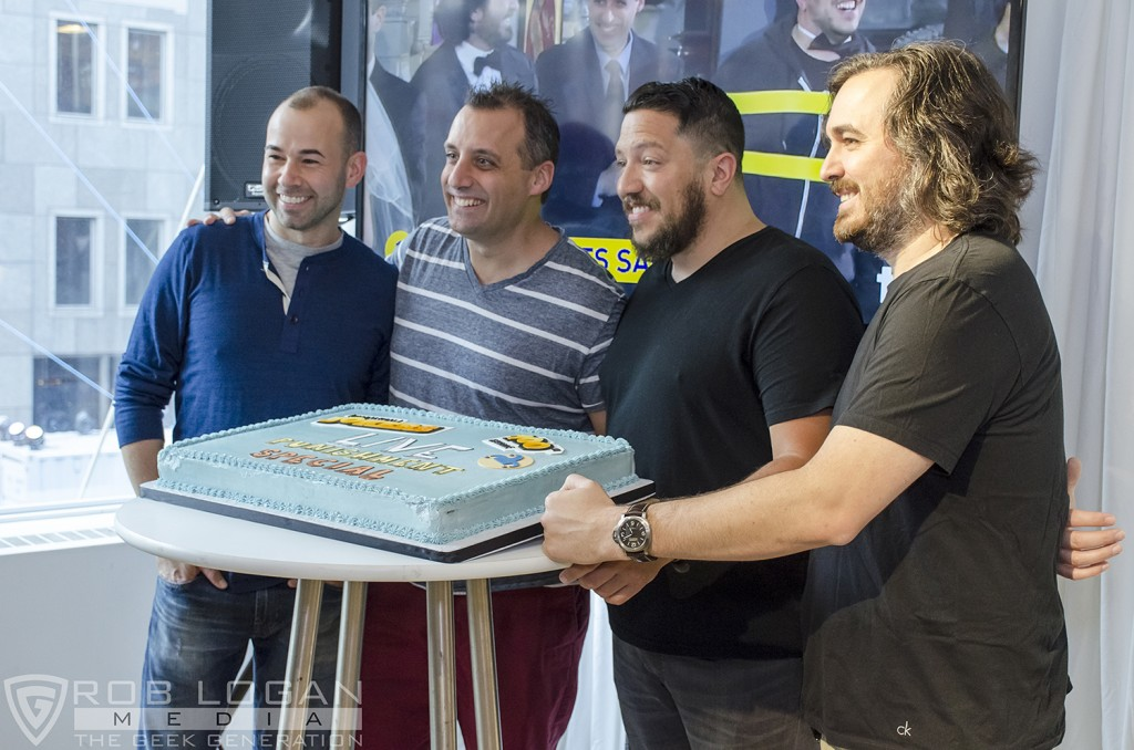 Impractical Jokers - Live Punishment Special - Jokers with cake