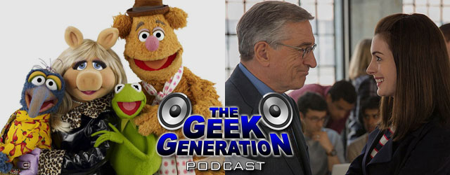 Rob, Anna, and Paul review The Muppets, Power, and The Intern, then discuss King Kong vs. Godzilla, Ronda Rousey, Star Wars, The A-Team, and some Alien confusion.
