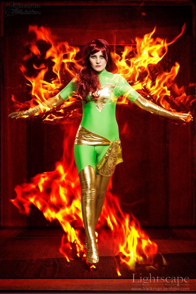 Ashayla Webster cosplay 3