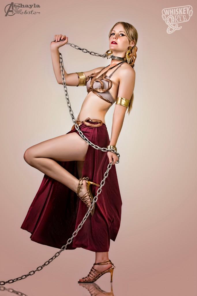 Ashayla Webster cosplay 4