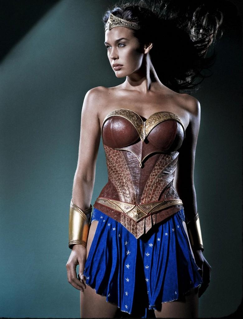 Megan Gale - Wonder Woman 1