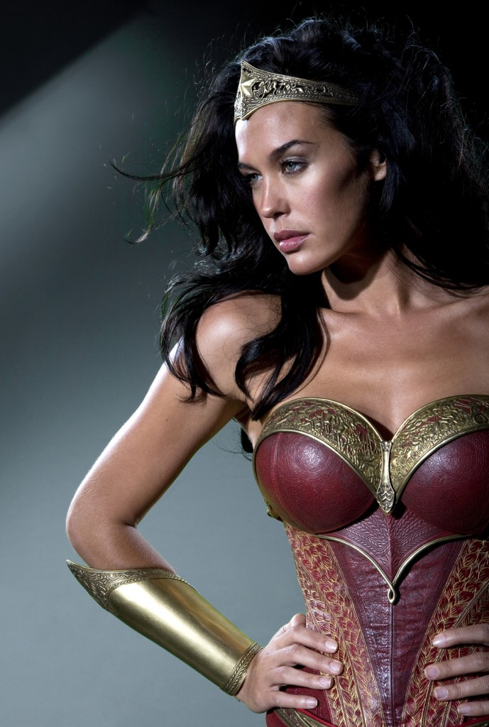 Megan Gale - Wonder Woman 2