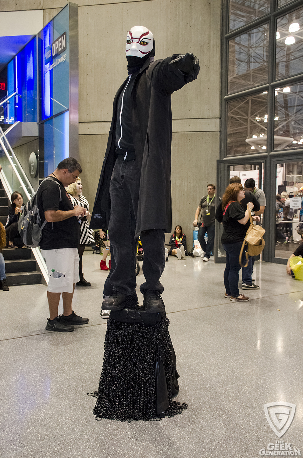 New York Comic Con 2015 Photo Gallery The Geek Generation