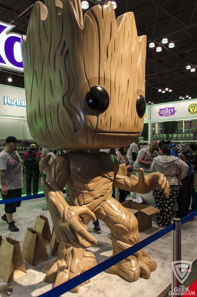 NYCC 2015 - Groot