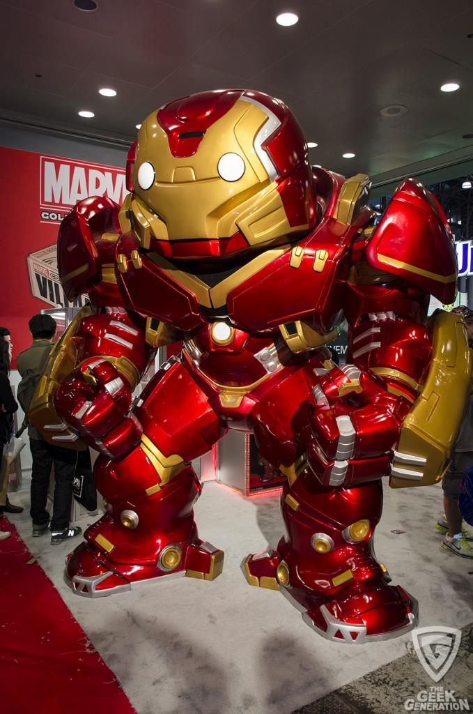 NYCC 2015 - Hulkbuster