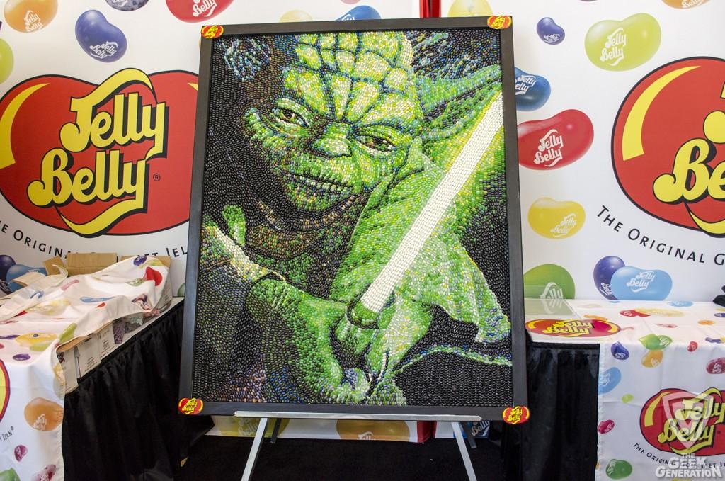 NYCC 2015 - Jelly Belly Yoda