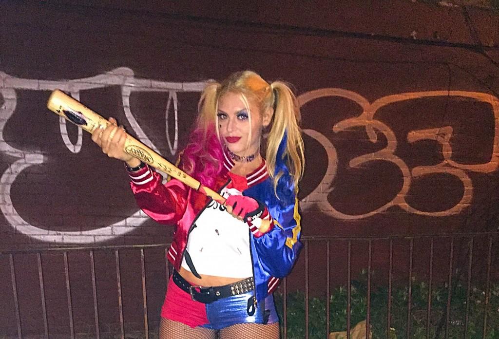 Samantha Catalano cosplay 6