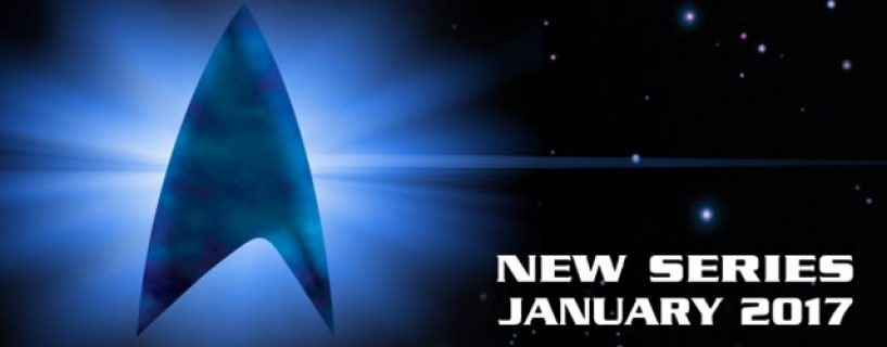 New Star Trek series announced for launch in 2017