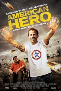 American Hero - movie poster