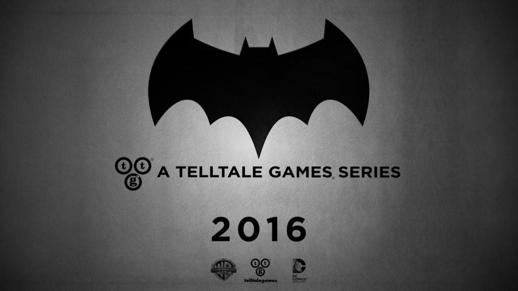 Batman - A Telltale Games Series - promo