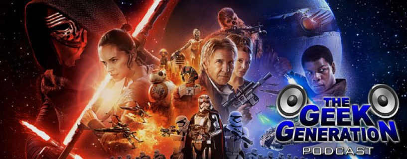 #259 – Star Wars: The Force Awakens
