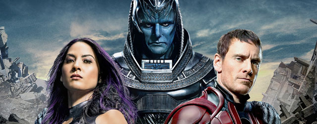 20th Century Fox has revealed the full trailer for X-Men: Apocalypse, scheduled to arrive in theaters on May 27, 2016.