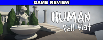 Human: Fall Flat is a 3D physics simulator where you control a blobby, hard-hat wearing human with no super powers whatsoever as he tries to escape his recurring dream of falling by solving puzzles.