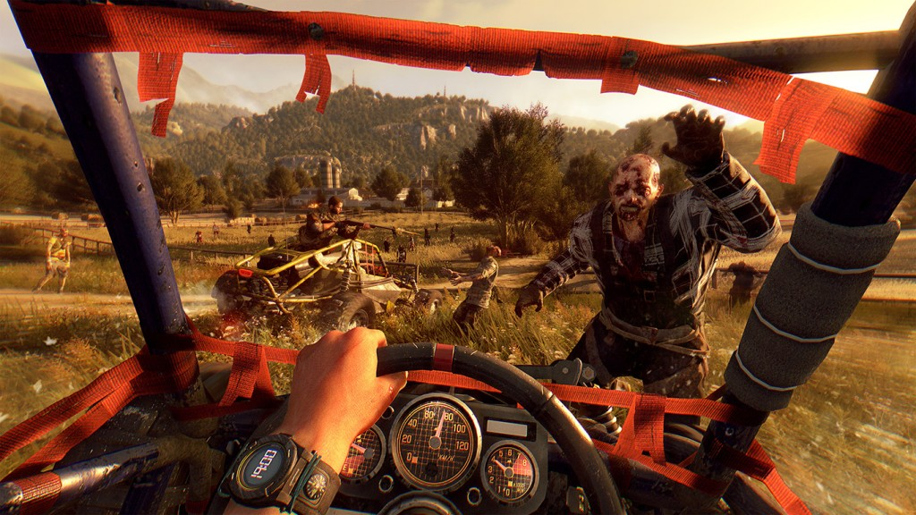 Dying Light The Following - screen 2
