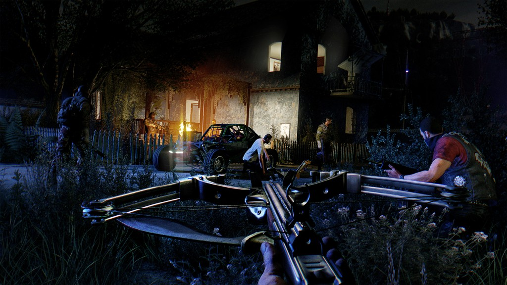 Dying Light The Following - screen 3