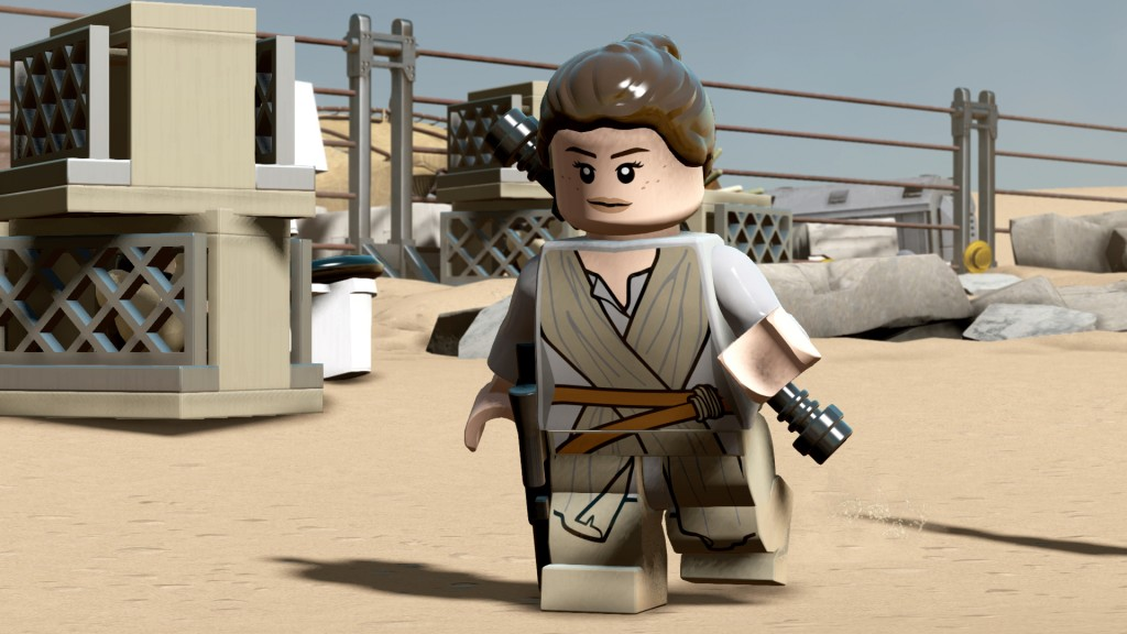 LEGO Star Wars The Force Awakens - announce screen 2