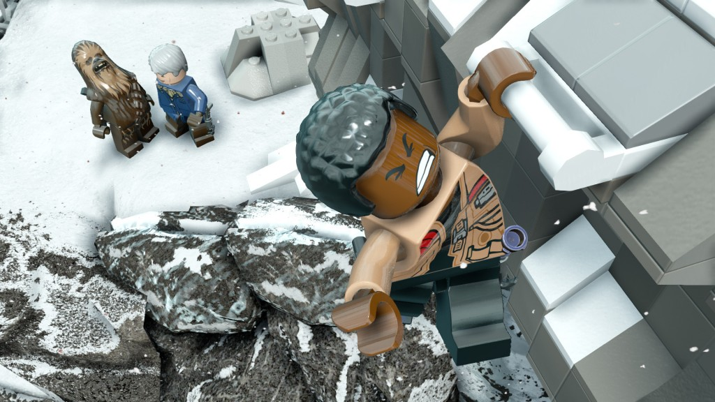 LEGO Star Wars The Force Awakens - announce screen 4
