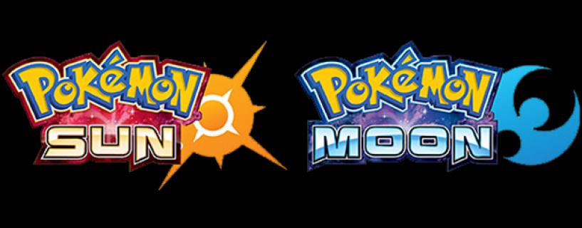 Starter Pokémon for Pokémon Sun and Pokémon Moon Revealed