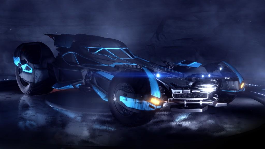 Rocket League - Batmobile