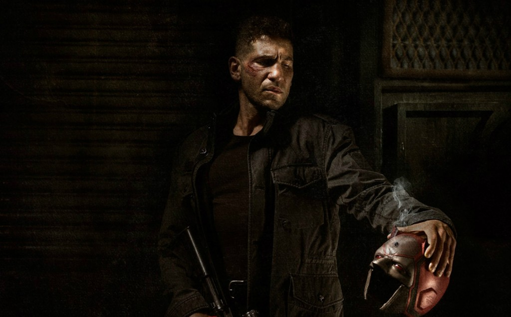 Jon Bernthal - The Punisher - Daredevil season 2